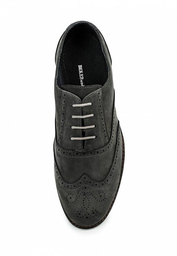 Мужские туфли Bekerandmiller 213126-4-7: изображение 4