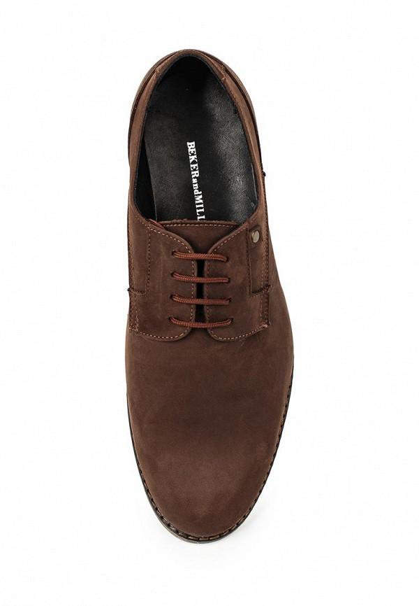 Мужские туфли Bekerandmiller 5601-2-7: изображение 4