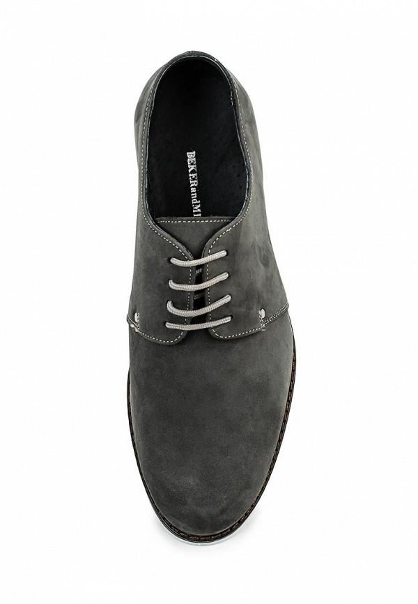 Мужские туфли Bekerandmiller 4800-4-7: изображение 4