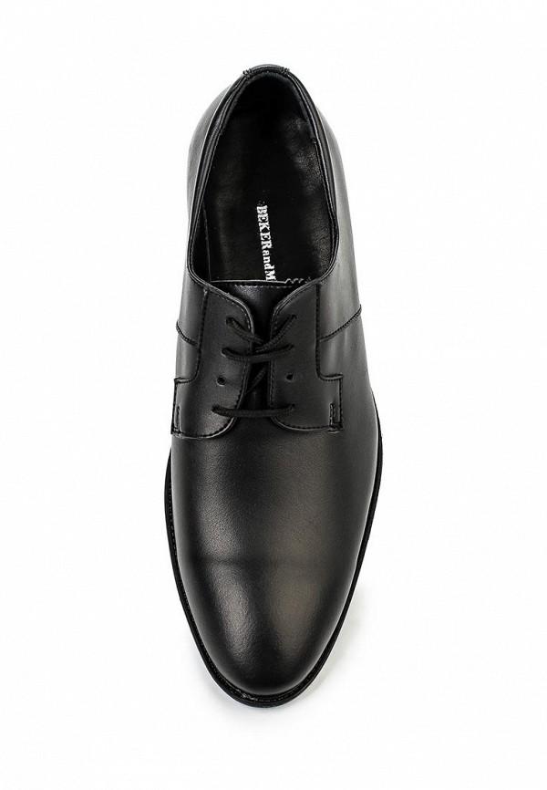 Мужские туфли Bekerandmiller 3821: изображение 8
