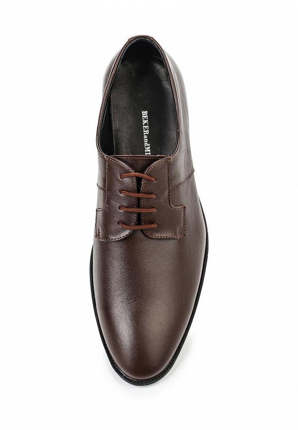 Мужские туфли Bekerandmiller 3821-2: изображение 8