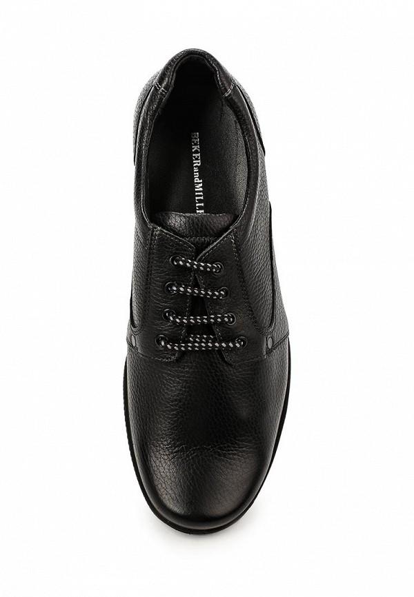 Мужские ботинки Bekerandmiller 6824: изображение 4