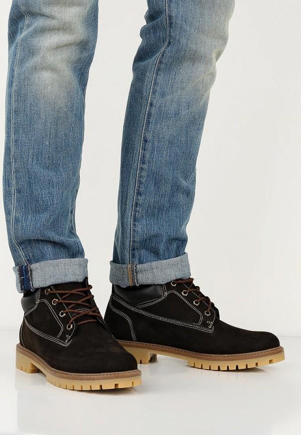 Ботинки Bekerandmiller от Lamoda RU