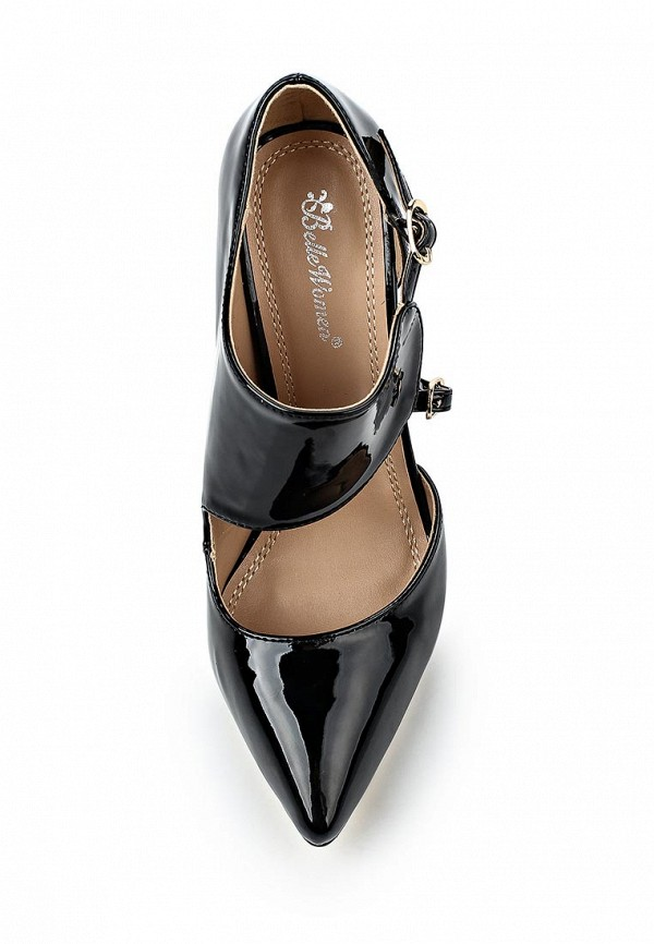 Туфли на каблуке Bella Women 50458: изображение 4