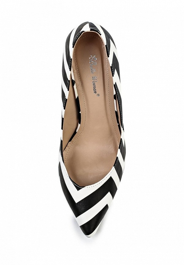 Туфли на шпильке Bella Women 50706: изображение 4