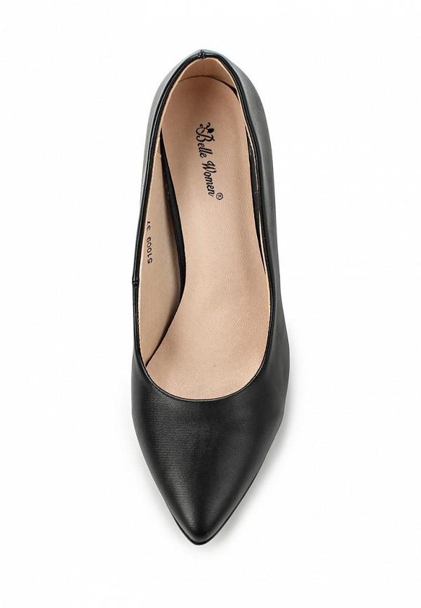 Туфли на каблуке Bella Women 51009: изображение 4