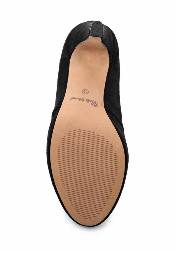 Ботильоны на каблуке BelleWomen 52155: изображение 3