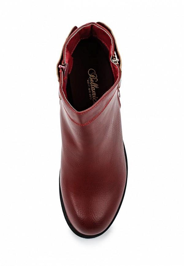 Сапоги на каблуке Bellamica JL03: изображение 4