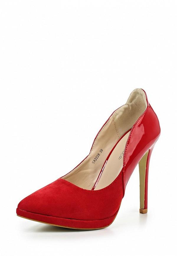 Туфли на каблуке Bellamica SX2228: изображение 1