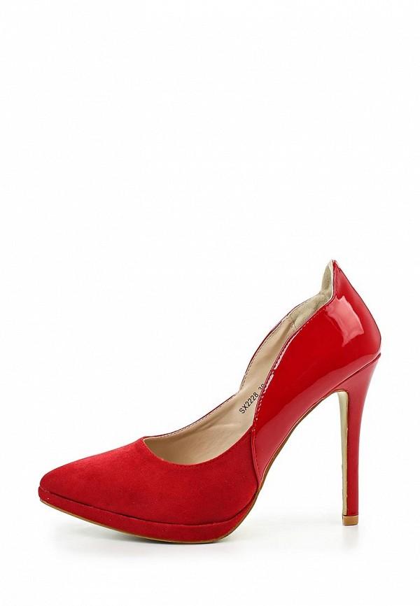 Туфли на каблуке Bellamica SX2228: изображение 2