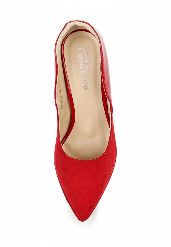 Туфли на каблуке Bellamica SX2228: изображение 4