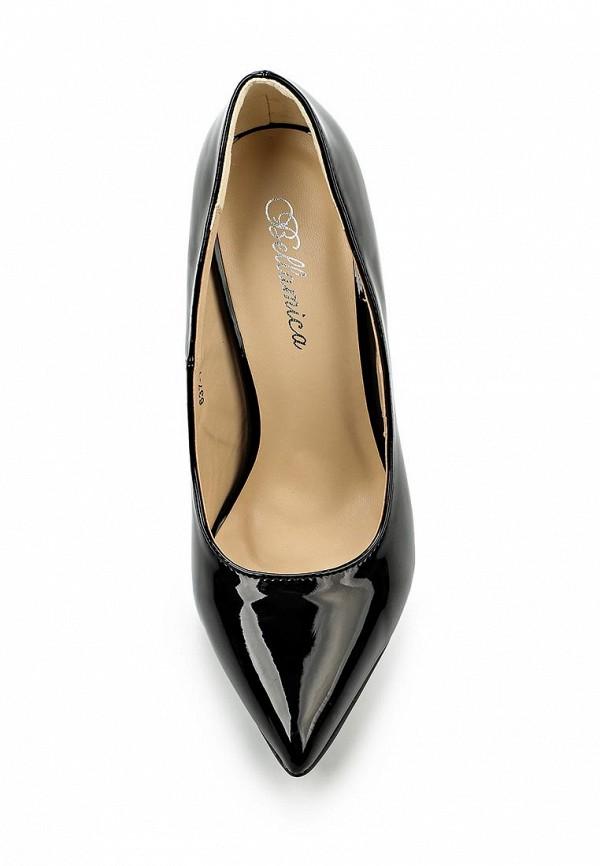 Туфли на каблуке Bellamica F24-A-637-1: изображение 4