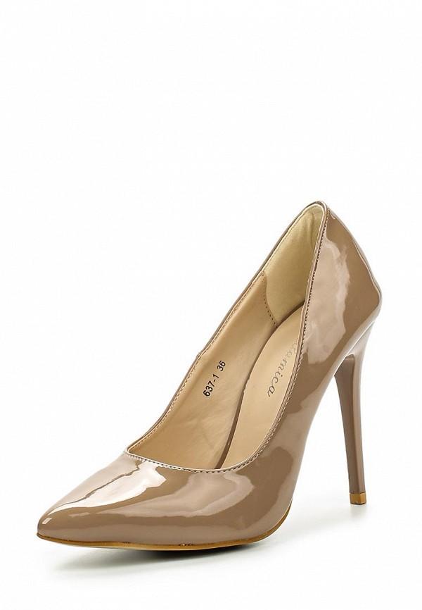 Туфли на каблуке Bellamica F24-A-637-1: изображение 1