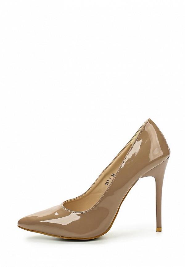 Туфли на каблуке Bellamica F24-A-637-1: изображение 2
