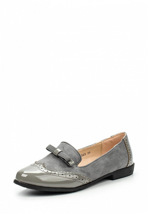 Туфли на плоской подошве Bellamica F24-A-AT5523: изображение 1