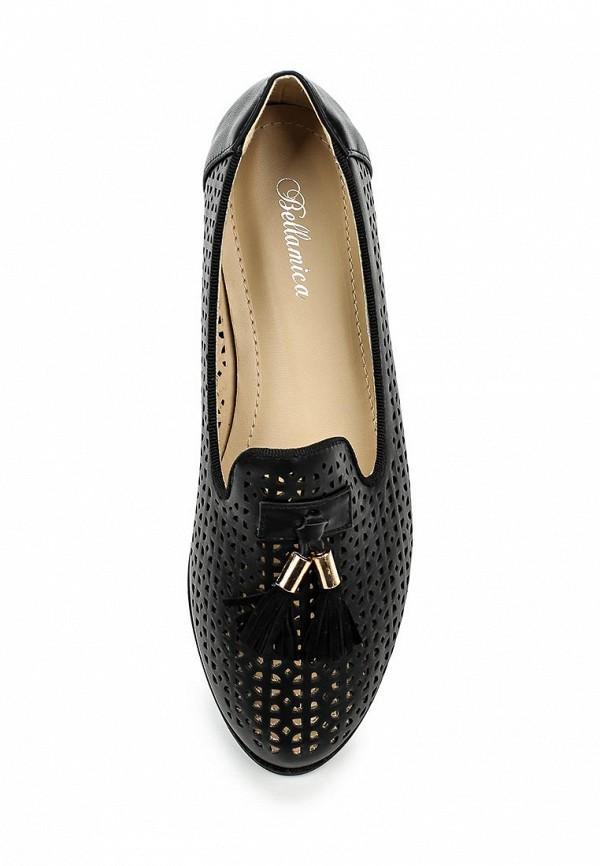 Туфли на плоской подошве Bellamica F24-A-BL916: изображение 4