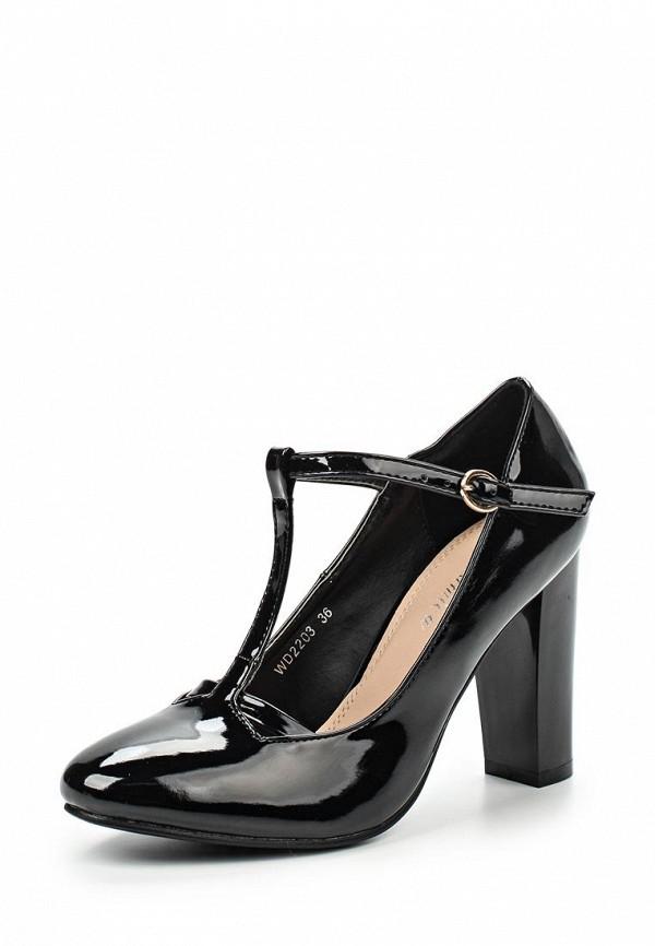 Туфли на каблуке Bellamica F24-A-WD2203: изображение 1