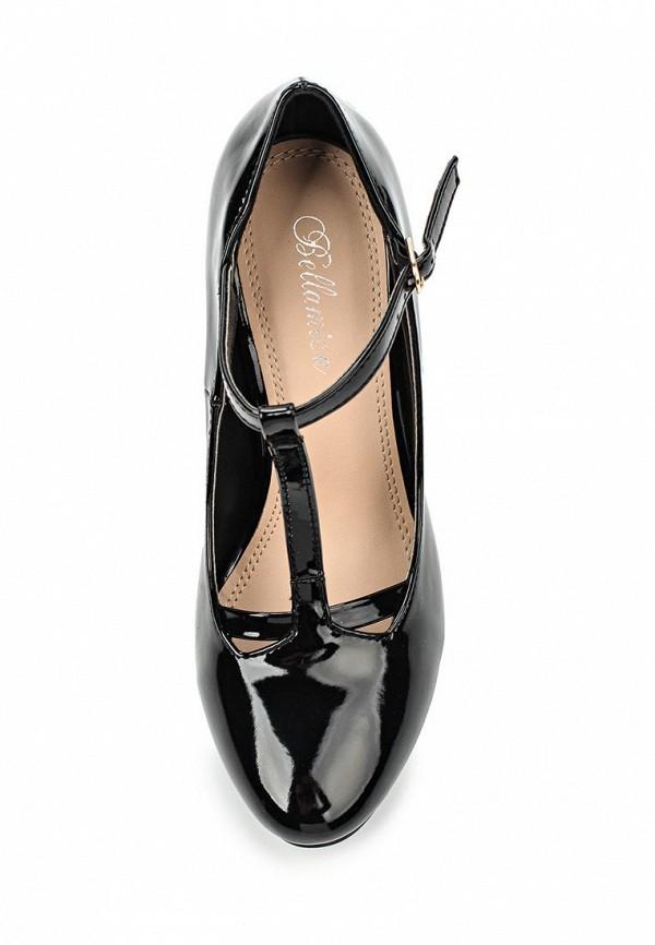 Туфли на каблуке Bellamica F24-A-WD2203: изображение 4