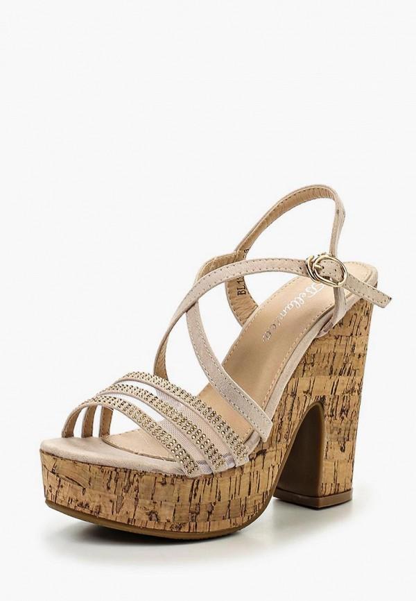 Босоножки Bellamica Bellamica BE058AWIPK78 ботинки bellamica bellamica be058awxkb45