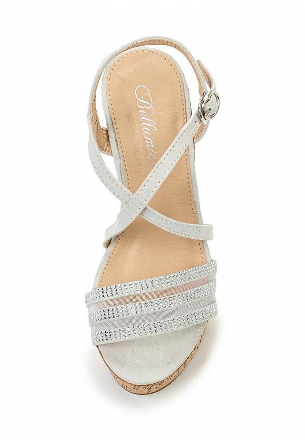 Босоножки на каблуке Bellamica F24-B-BL137-E: изображение 4