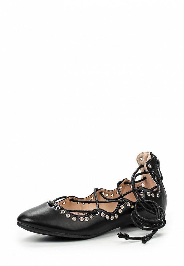 Туфли на плоской подошве Bellamica F24-B-HS106-E