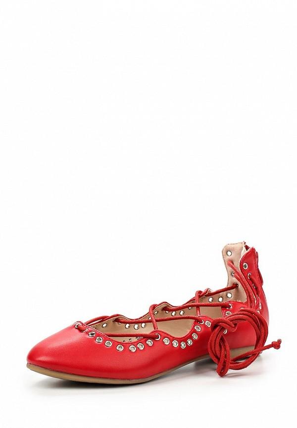Туфли на плоской подошве Bellamica F24-B-HS106-E: изображение 1