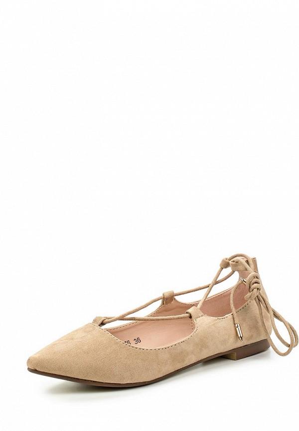 Туфли на плоской подошве Bellamica F24-B-HS1176