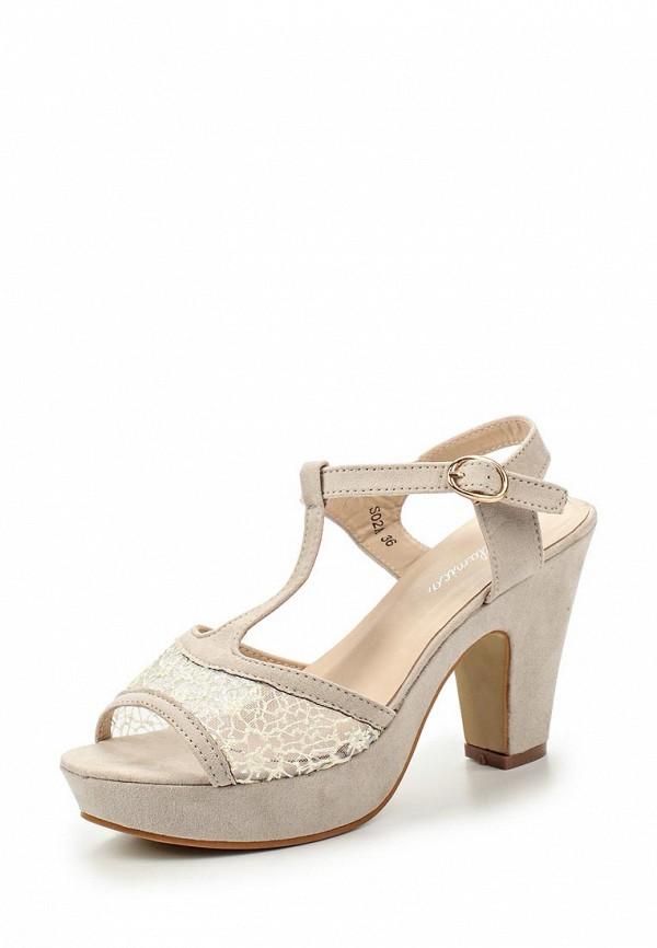 Туфли на каблуке Bellamica F24-B-S02A: изображение 1