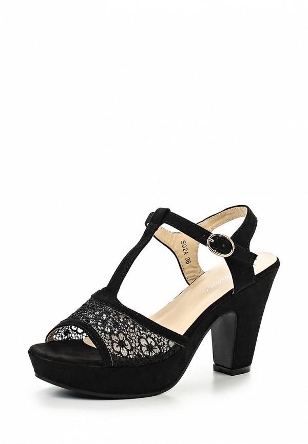 Босоножки на каблуке Bellamica F24-B-S02A