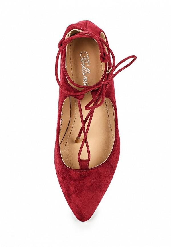 Женские туфли Bellamica F24-B-HS1176: изображение 4