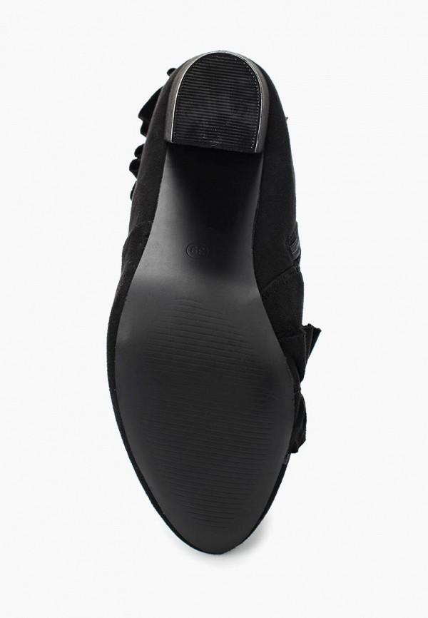 Фото 8 - женские ботильоны Bellamica черного цвета