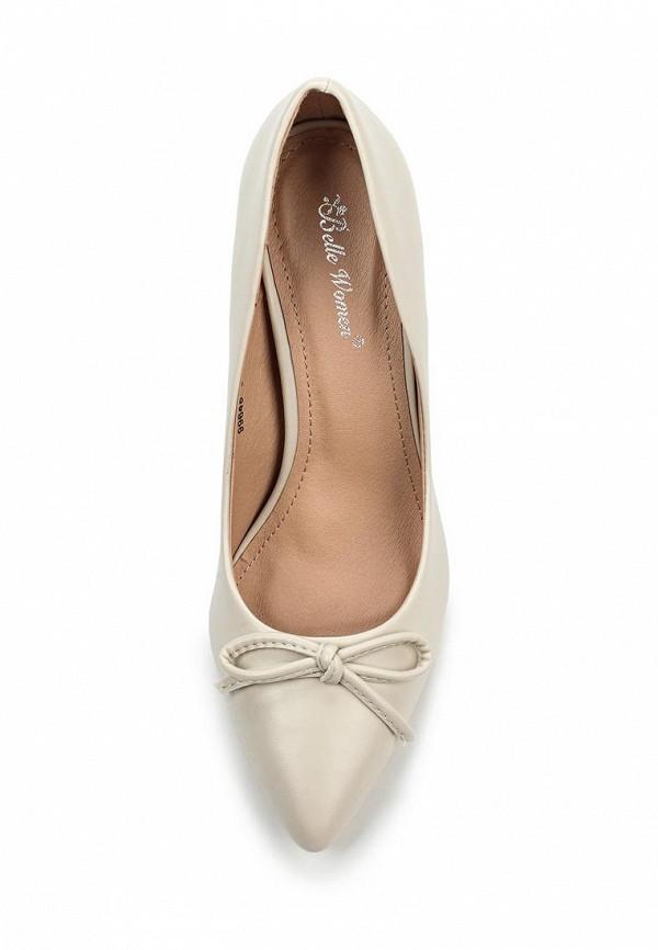 Туфли на каблуке BelleWomen 99648: изображение 4