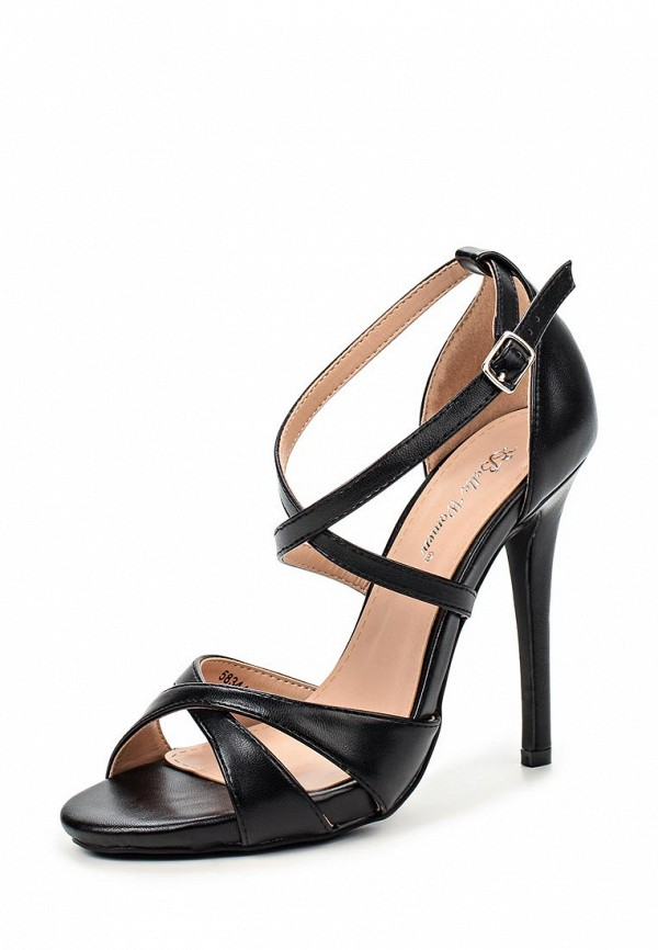Босоножки на каблуке BelleWomen 58344: изображение 1
