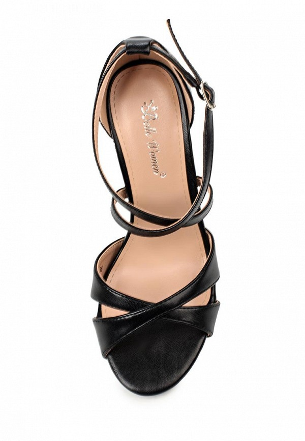 Босоножки на каблуке BelleWomen 58344: изображение 4