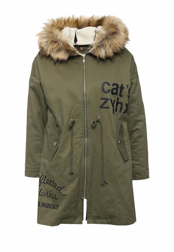 Утепленная куртка Besh P19-001