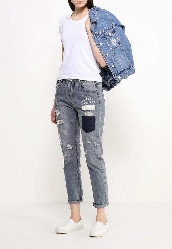 Зауженные джинсы Besh P19-2315: изображение 2