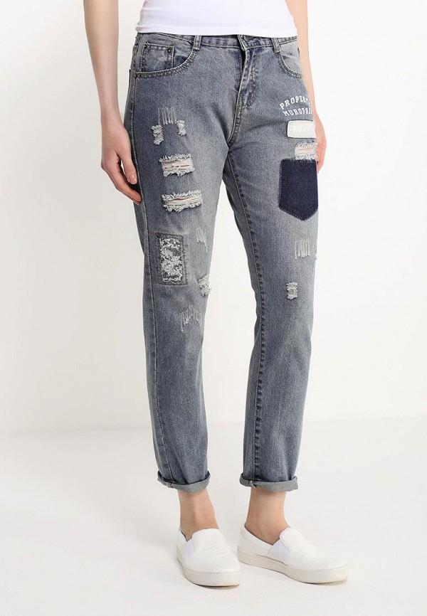 Зауженные джинсы Besh P19-2315: изображение 3