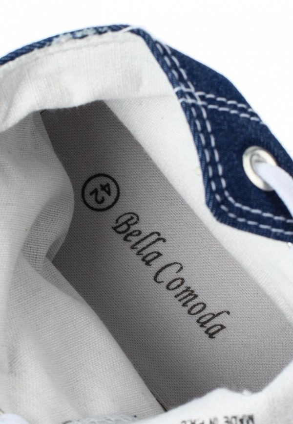 Мужские кеды Bella Comoda F14-A-B177: изображение 5