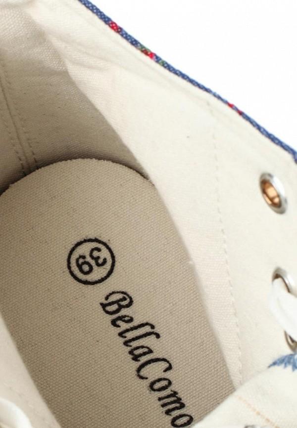 Женские кеды на танкетке Bella Comoda F14-A-B248: изображение 5
