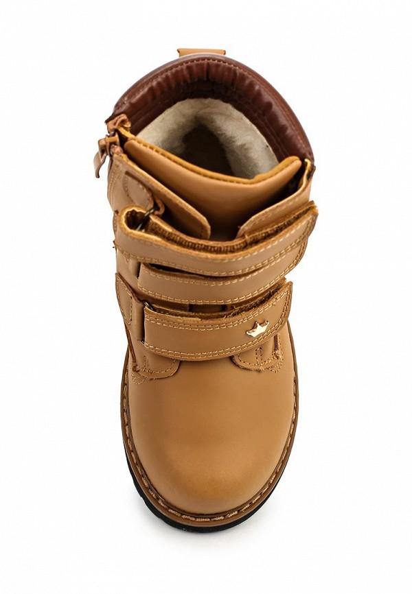 Ботинки для девочек Betsy (Бетси) 968503/16-02: изображение 4
