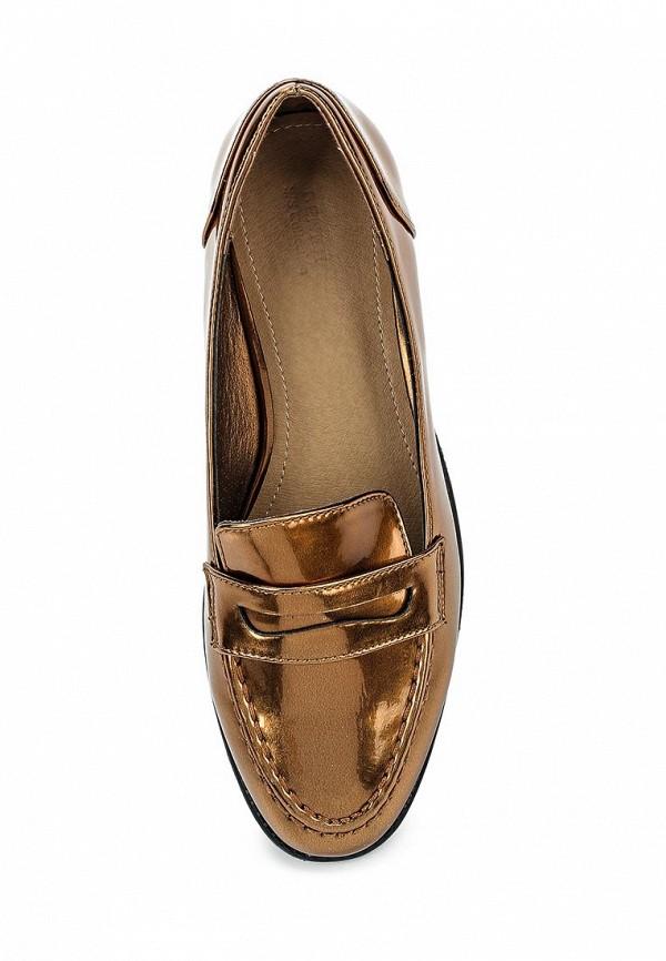 Туфли на плоской подошве Benini A5104: изображение 4