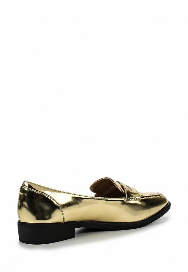 Туфли на плоской подошве Benini A5104: изображение 2