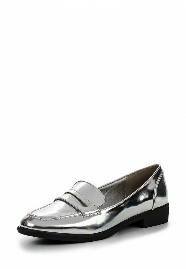 Туфли на плоской подошве Benini A5104