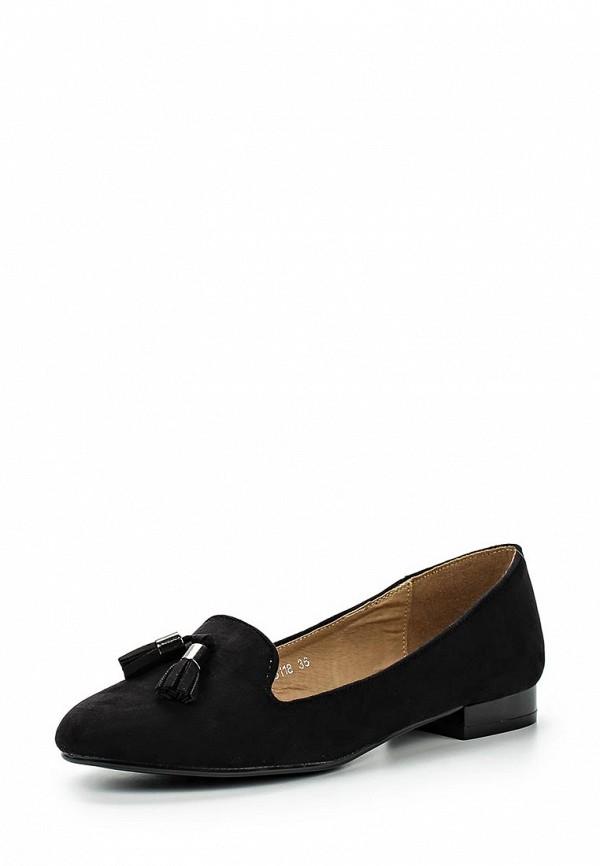 Туфли на плоской подошве Benini A5118