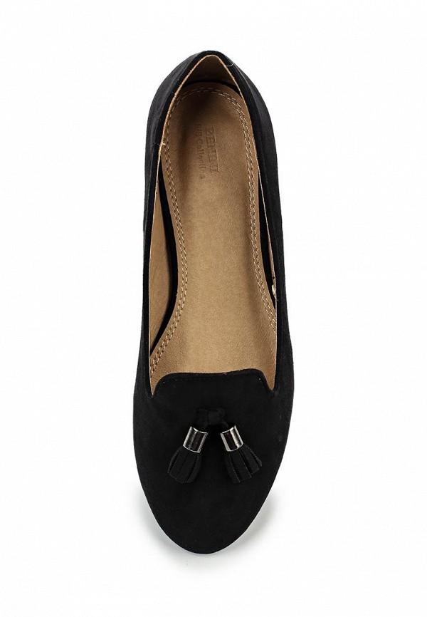 Туфли на плоской подошве Benini A5118: изображение 4