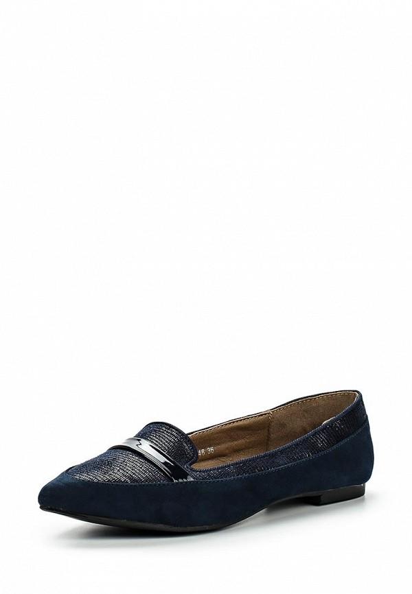 Туфли на плоской подошве Benini A5146