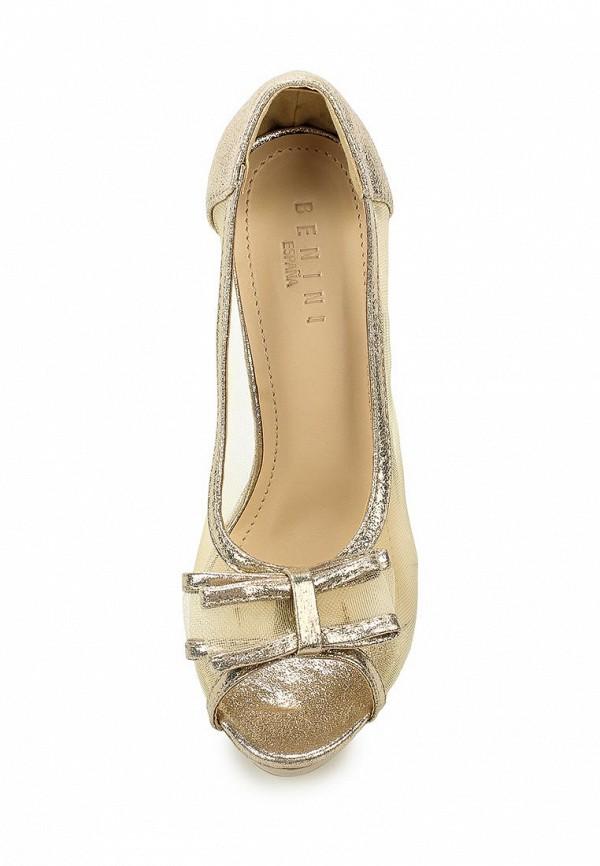 Туфли на каблуке Benini A4069: изображение 4