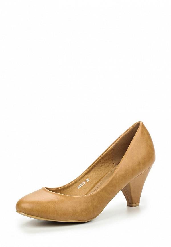 Туфли на каблуке Benini A4073: изображение 1