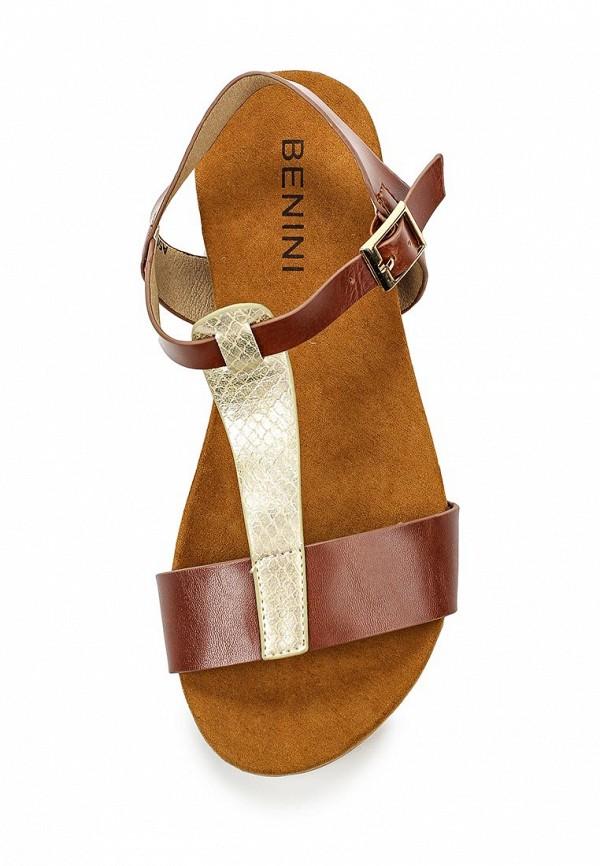 Женские сандалии Benini A5026: изображение 4