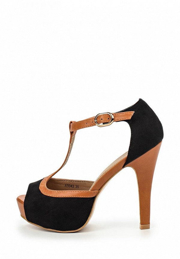Босоножки на каблуке Benini A5043: изображение 2